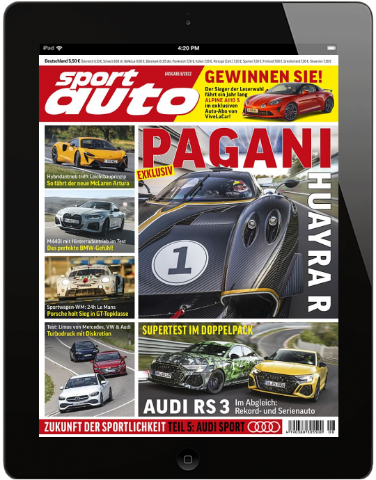 Einzelheft SPORT AUTO Digital