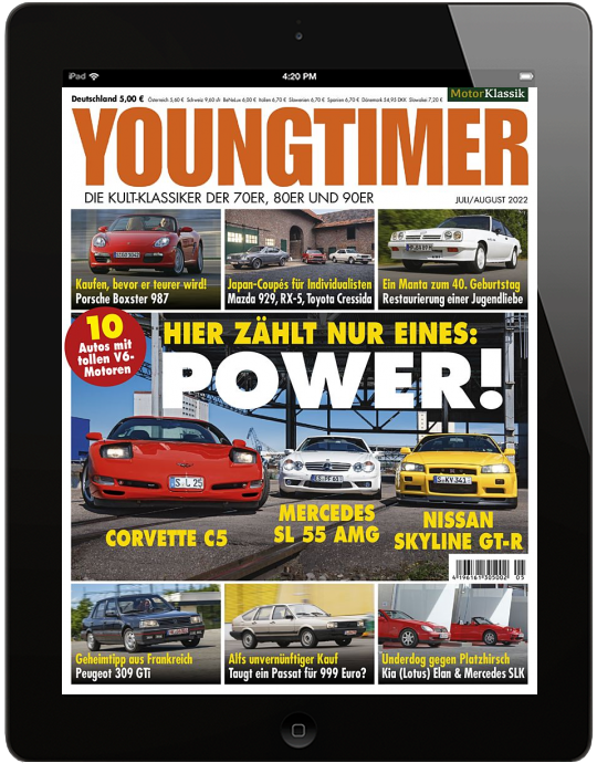 Einzelheft Youngtimer Digital