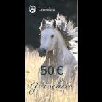 50 Euro Loesdau Gutschein