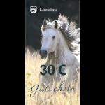 30 Euro Loesdau Gutschein