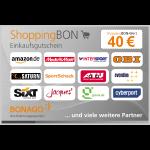 € 40 ShoppingBON