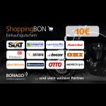 € 10 ShoppingBON