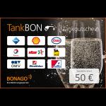 50 Euro TankBon