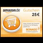 25 Euro Amazon.de-Gutschein