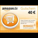 € 40 Amazon.de-Gutschein