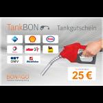 25 Euro TankBON