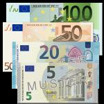 € 175 Verrechnungsscheck