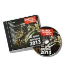 AUTO MOTOR UND SPORT Jahrgangs CD 2013