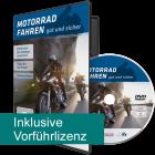 DVD Motorrad fahren - gut und sicher inkl. Vorführlizenz