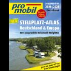 Promobil Stellplatz-Atlas Deutschland & Europa 2020/2021