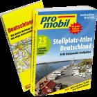 Promobil Reisemobil Stellplatz-Atlas Deutschland 2019/2020