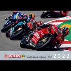 Motorrad-Rennsport Kalender 2022