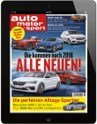 AUTO MOTOR UND SPORT 19/2018 Download