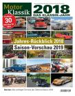 MOTOR KLASSIK / Das Klassik Jahr 2018