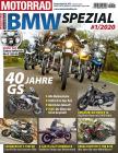 MOTORRAD BMW Spezial 1/2020