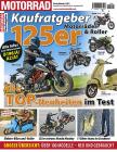 MOTORRAD SPEZIAL 1/2021 Kaufratgeber 125er