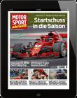MOTORSPORT AKTUELL 11/2018 Download