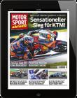 MOTORSPORT AKTUELL 35/2020 Download