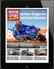MOTORSPORT AKTUELL 45/2020 Download