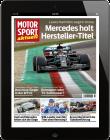 MOTORSPORT AKTUELL 47/2020 Download