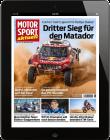MOTORSPORT AKTUELL 6/2020 Download