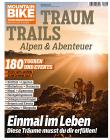 MOUNTAINBIKE Traumtrails Alpen 1/2018
