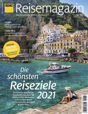 ADAC REISEMAGAZIN 180/2020