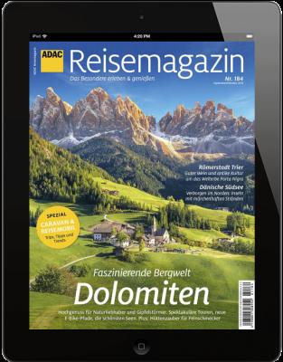 ADAC REISEMAGAZIN 184/2021 Download