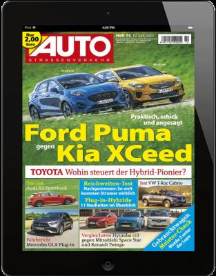AUTO STRASSENVERKEHR 14/2020 Download