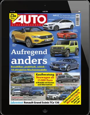 AUTO STRASSENVERKEHR 21/2018 Download