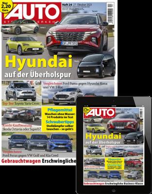 AUTO STRASSENVERKEHR Kombi-Abo