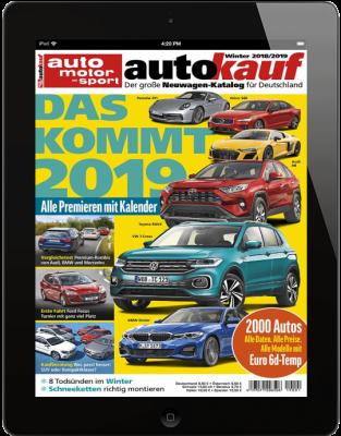 AUTO MOTOR UND SPORT AUTOKAUF 1/2019 Download