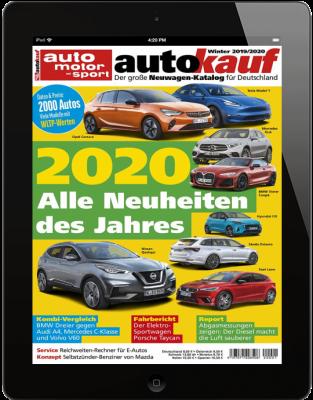AUTO MOTOR UND SPORT AUTOKAUF 1/2020 Download