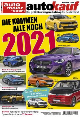 AUTO MOTOR UND SPORT AUTOKAUF 4/2021