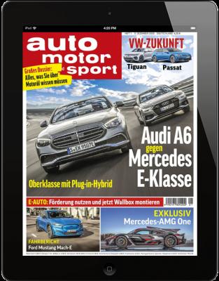 AUTO MOTOR UND SPORT 1/2021 Download