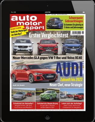AUTO MOTOR UND SPORT 11/2020 Download
