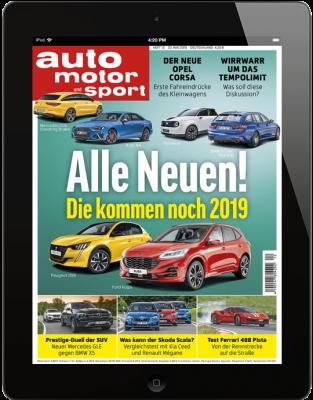 AUTO MOTOR UND SPORT 12/2019 Download