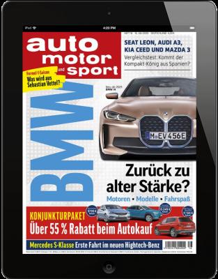 AUTO MOTOR UND SPORT 16/2020 Download