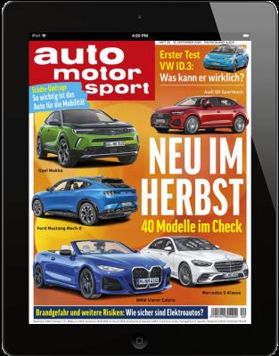 AUTO MOTOR UND SPORT 20/2020 Download