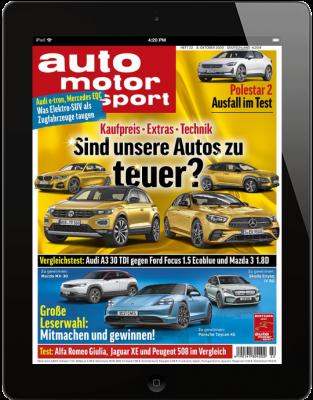 AUTO MOTOR UND SPORT 22/2020 Download