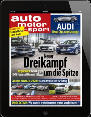 AUTO MOTOR UND SPORT 23/2020 Download