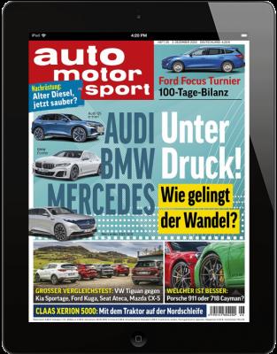 AUTO MOTOR UND SPORT 26/2020 Download