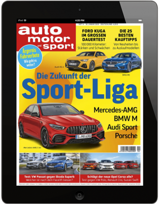 AUTO MOTOR UND SPORT 4/2020 Download