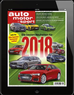 AUTO MOTOR UND SPORT 6/2018 Download