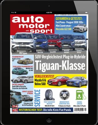 AUTO MOTOR UND SPORT 7/2021 Download