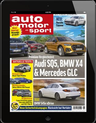 AUTO MOTOR UND SPORT 8/2021 Download