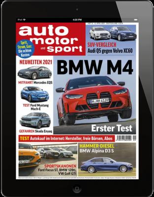 AUTO MOTOR UND SPORT 9/2021 Download