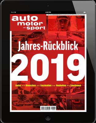 AUTO MOTOR UND SPORT Jahres-Rückblick 2019 Download