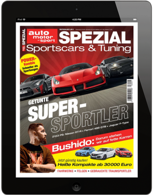 AMS SPEZIAL Sportcars & Tunning 2018 Download