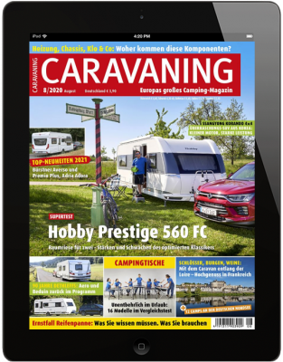 CARAVANING 8/2020 Download
